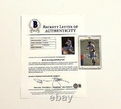 1993 Derek Jeter Upper Deck SP Rookie Autograph SP Signed BGS Authenticated Auto