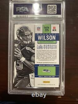 2012 contenders russell wilson auto RC Invest