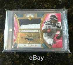 2014 Russell Wilson Topps Supreme Auto 1/1