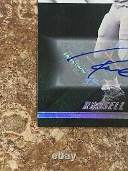 2018 Panini XR Football Russell Wilson Auto 1/1 ONE-OF-ONE Seahawks