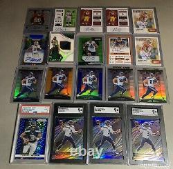 2020 Prizm Seahawks Team Lot #d, Wilson, Silver, SP, eBay 1/1 Autos RC