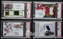 EPIC 2012 Russell Wilson Rookie Auto Collection PSA 10, BGS 10 / POP 1, 1/1