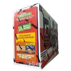 New 2020 Donruss Panini Mega Box Football 1 Auto + 1 Memorabilia Unopened NIB