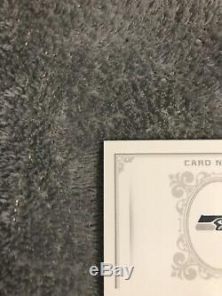 Russell Wilson 2012 National Treasures Rookie Patch Auto Acetate 8/10 Seahawks