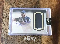 Russell Wilson 2018 Topps Dynasty Rc Autograph 2 Color Patch Auto Sp #02/10