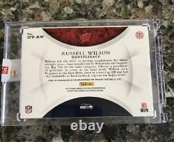Russell Wilson Auto Card 2015 /25