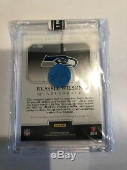 Russell wilson 1/1 Auto