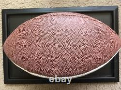 Seattle Seahawks Team Ball Super Bowl 48 Signed Autographed Auto Russell Wilson